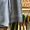 Thumbnail: True Vintage French 1940s/50s Faded Workwear Smock XS/S