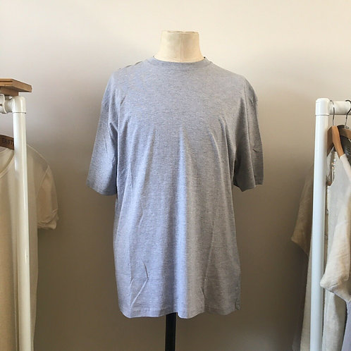 Russell Athletic Cotton Tee- Shirt Grey Marl XL