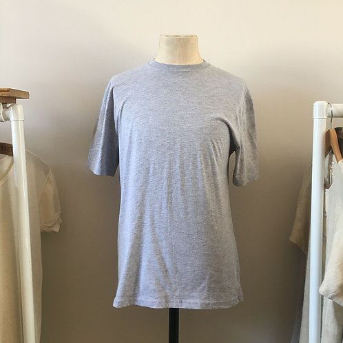 Russell Athletic Cotton Tee- Shirt Grey Marl M