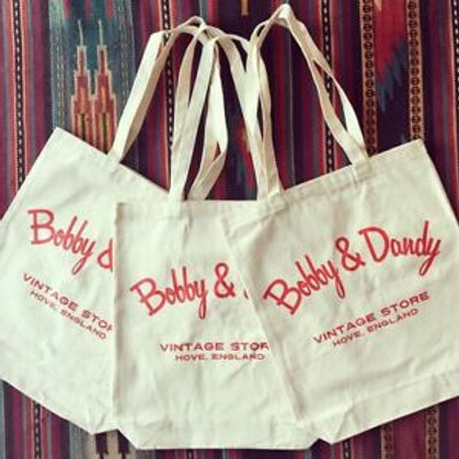 Bobby & Dandy Canvas Tote