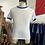 Thumbnail: True Vintage 1980s USA 50/50 Ringer Tee- Shirt XS/S