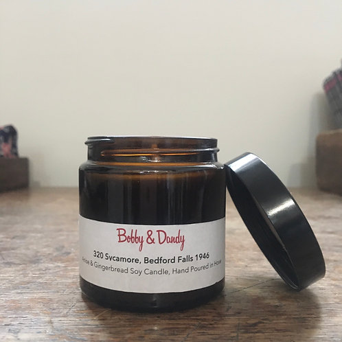 Bobby & Dandy 'Bedford Falls' Hand Crafted Soy Wax Candle