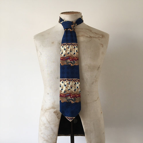 True Vintage 1960s Paradise USA Neck Tie