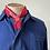 Thumbnail: Vintage Vietnamese Cotton Workwear Chore Jacket L