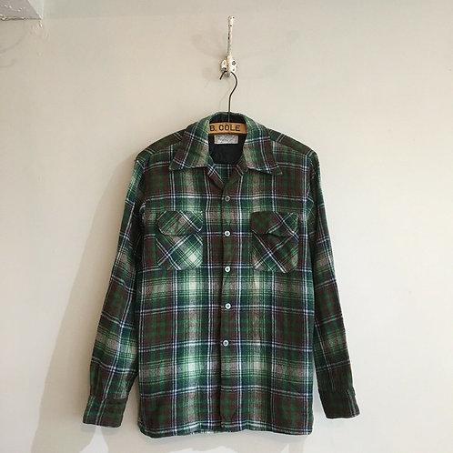 True Vintage USA J C Penney Lumberjack Shirt M/M-L