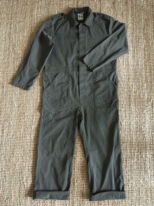 """Vintage European Military Workwear Coveralls Large 42"""""""