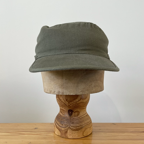 Vintage Military Style Colmaster Cap/ Size S
