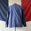 Thumbnail: True Vintage 1950s French Workwear Jacket L