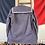 Thumbnail: True Vintage 1975 French Marine Popover Smock Shirt S M