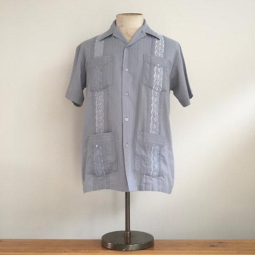 Vintage Guayabera by Haband Shirt M