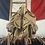 Thumbnail: True Vintage 1940s/50s Military Canvas Rucksack