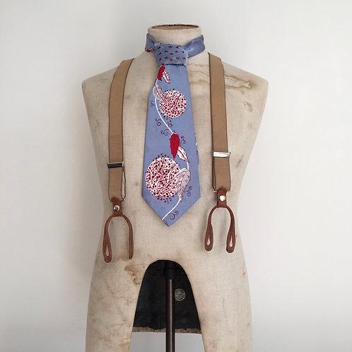 True Vintage 1950s USA Esquire Neck Tie