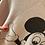 Thumbnail: True Vintage 1980s Mickey & Minne Mouse Grey Marl Sweatshirt M