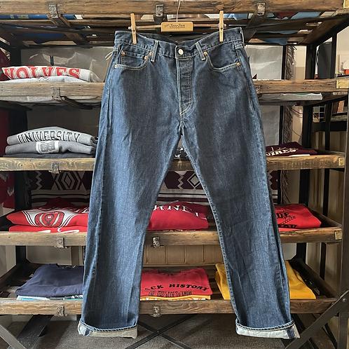 """True Vintage Levis 501 Denim Jeans W34"""" L32"""""""