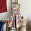 "Thumbnail: True Vintage 1950s Italian 'Hosfel' Print Dress UK8 10 W27"""