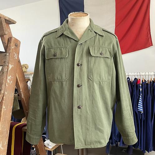 Vintage Military Jacket L