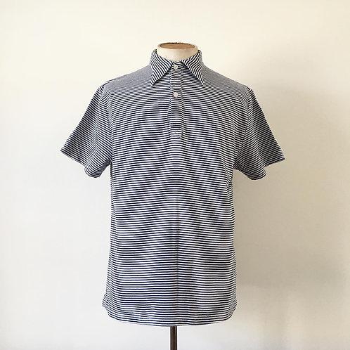 Vintage 1930s/40s Style Simon James Cathcart Polo Shirt
