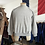 Thumbnail: True Vintage 1970s Grey Marl Blank Sweatshirt M L