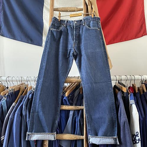 """True Vintage Levis 501 Denim Jeans W31"""" L32"""""""