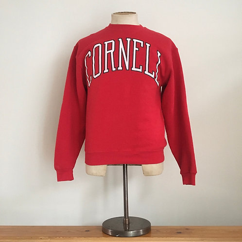 True Vintage USA Cornell University Sweatshirt S