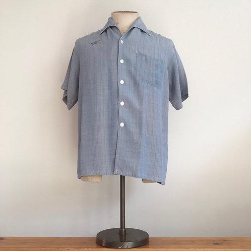 Original Vintage 1950s Shirt M L