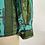 Thumbnail: True Vintage 1950s/60s Swan Italian Cotton Painterly Print Shirt M- L