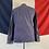 Thumbnail: True Vintage 1960s/70s French Denim Workwear Jacket S