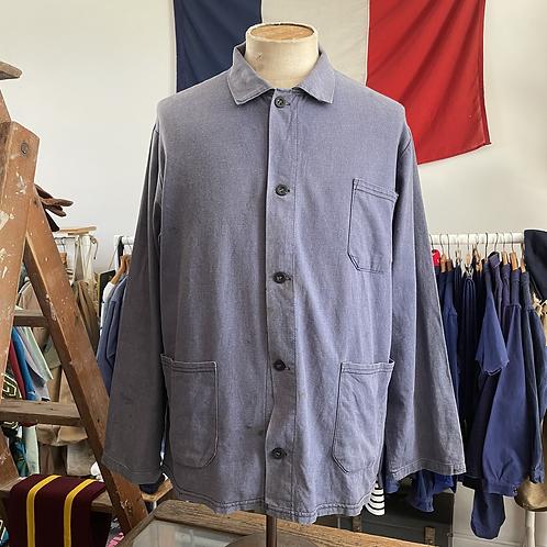 Vintage Slub Cotton Workwear Jacket XL