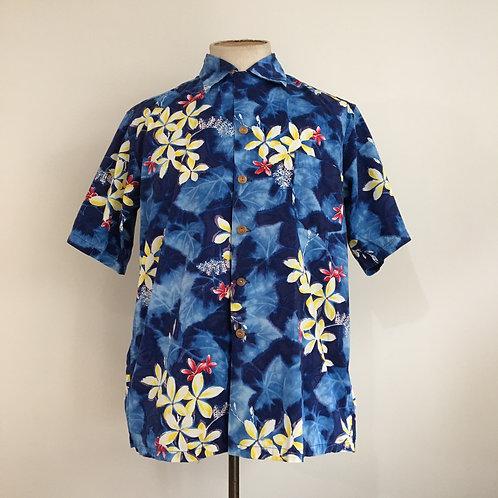 True Vintage Hawaiian Kamehameha Shirt XL