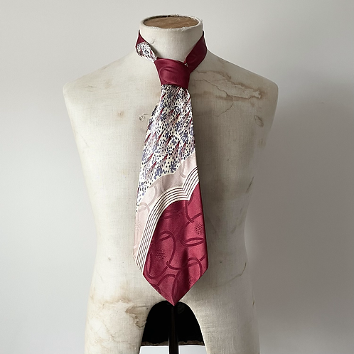 True Vintage 1940s/50s Neck Tie