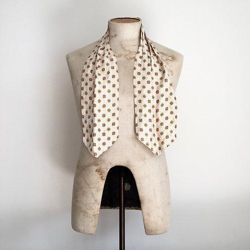 Vintage 1960s Cravat Scarf