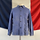 Thumbnail: True Vintage 1950s/60s French Workwear Jacket M