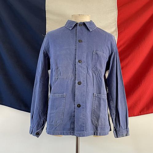 True Vintage 1950s/60s French Workwear Jacket M