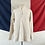 Thumbnail: Vintage Ribbed 100% Cotton Henley Shirt L