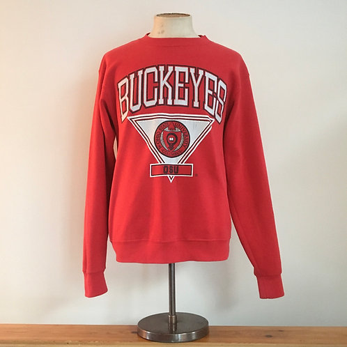 True Vintage USA Ohio State University Sweatshirt M