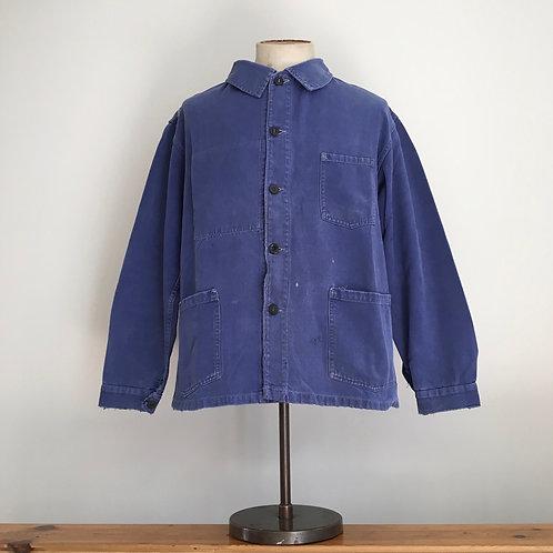 True Vintage 1950s Workwear Jacket L