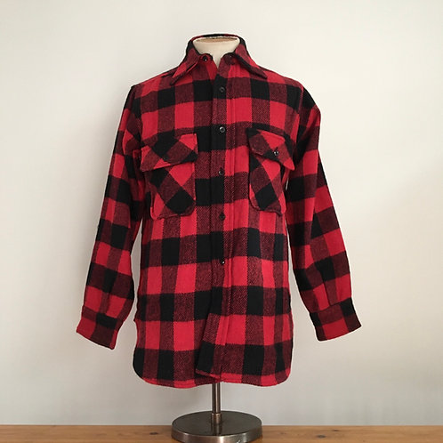 True Vintage Sears Buffalo Check Shirt S M