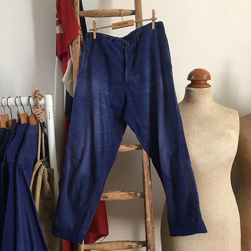 """True Vintage Vietnamese Workwear Trousers W30"""""""