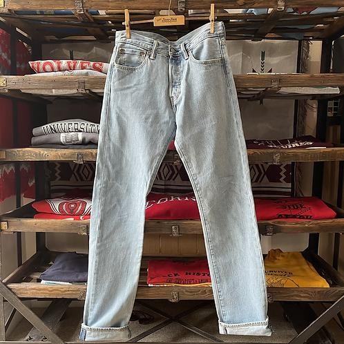 """True Vintage Levis 501 Denim Jeans W29"""" L34"""""""