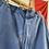 """Thumbnail: True Vintage 1940s French 'Vulcain' Cotton Twill Workwear Trousers W32"""" 34"""""""