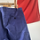 "Thumbnail: True Vintage French Bleu de Travail Moleskin Workwear Trousers W35""/36"""