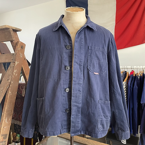 Vintage Planam Cotton Workwear Jacket L XL