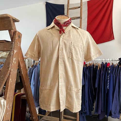 """True Vintage 1960s St. Michael Shirt M 40"""""""