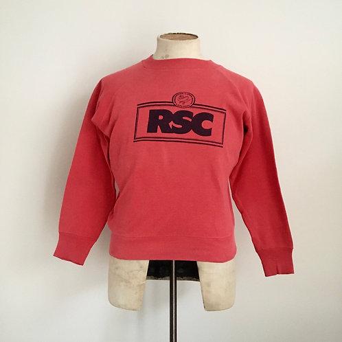 True Vintage 1960s/70s Royal Shakespeare Company Sweatshirt XS/S