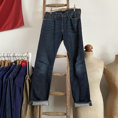 """Vintage Levis 501 Denim Jeans W32"""" L34"""""""