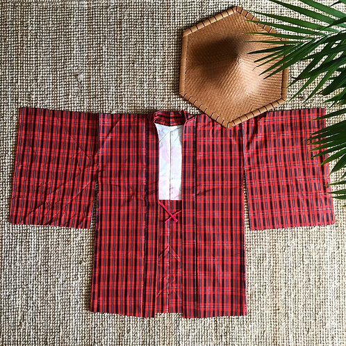 Vintage Japanese Haori Kimono