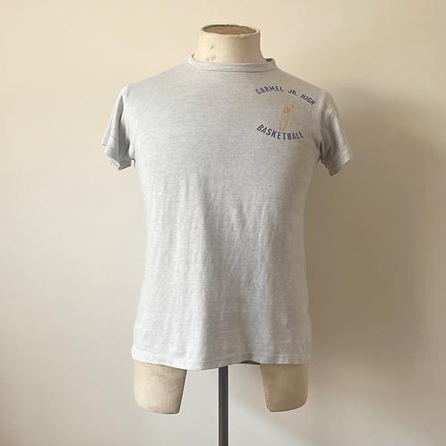 True Vintage 1960s USA Hanes Tee- Shirt XS S