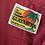 Thumbnail: Vintage Embroidered Guayabera Shirt L