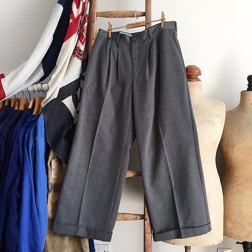 """Vintage 1930s/40s Style 'Heyday!' Wide- Legged Trousers W32"""""""