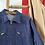 Thumbnail: True Vintage 1960s French Denim Zip Front Workwear Jacket M- L